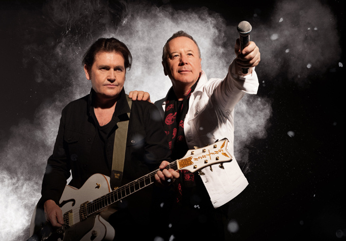 An evening with Simple Minds - September 28, 2018, Montreal