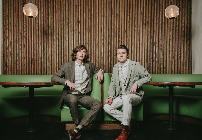 The Milk Carton Kids - October 19, 2018, Montreal
