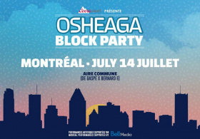 Block Party Montreal