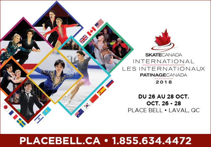 Skate Canada International - October 27, 2018, Laval