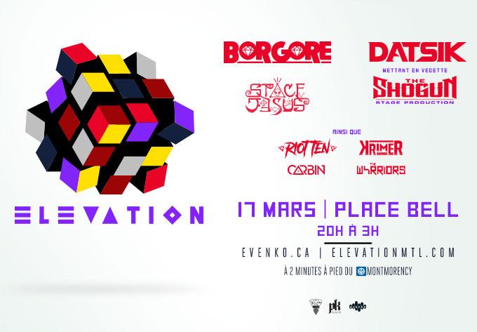 Elevation 2018 - 17 mars 2018, Laval