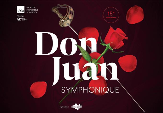 Don Juan Symphonique - February 12, 2019, Montreal