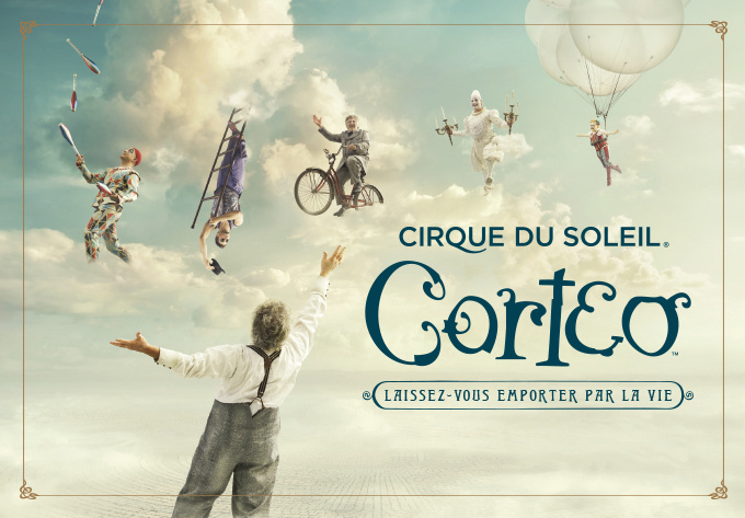 Cirque du Soleil : Corteo - 23 décembre 2018, Montréal