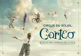 Cirque du Soleil : Corteo