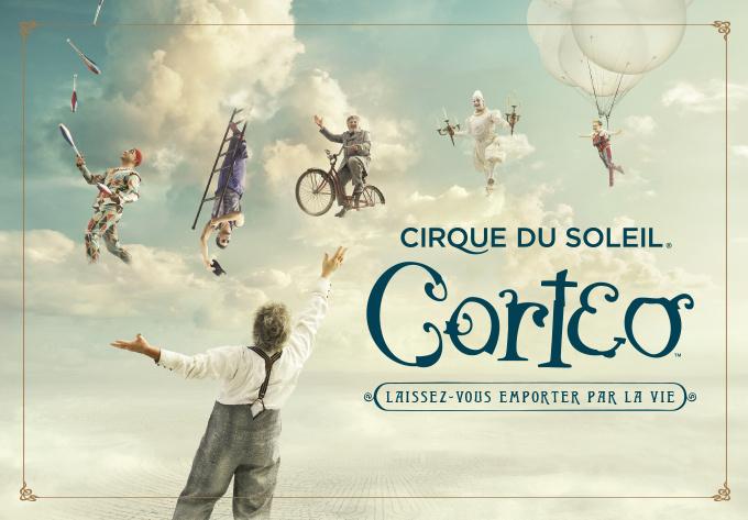 Cirque du Soleil : Corteo - 30 décembre 2018, Montréal