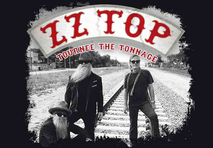 ZZ Top - August 17, 2018, Laval