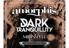 Amorphis & Dark Tranquillity