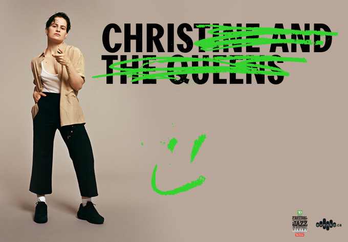 Christine and The Queens - 6 novembre 2018, Laval