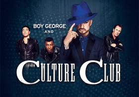 Boy George and Culture Club at Strangers in the Night