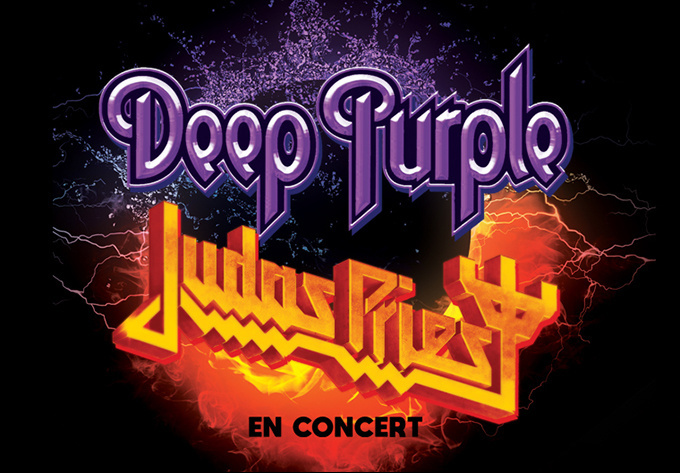 Deep Purple & Judas Priest - August 29, 2018, Montreal