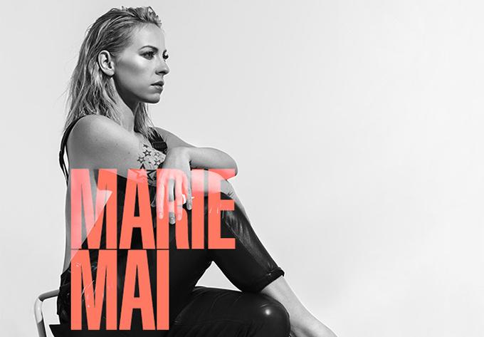 Marie-Mai - March  2, 2019, Quebec