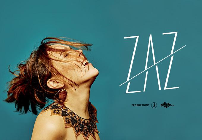 ZAZ - April 26, 2019, Montreal