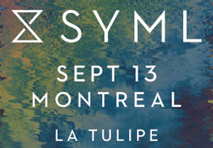 SYML - September 13, 2018, Montreal