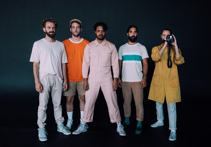 Young The Giant - November  9, 2018, Montreal
