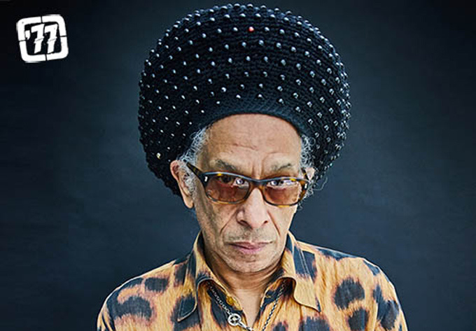 Don Letts - July 25, 2018, Montreal