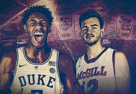 Duke vs Mcgill