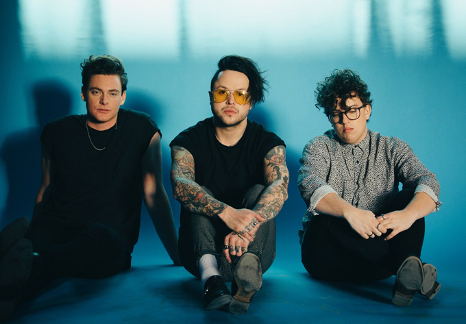 Lovelytheband - August 16, 2018, Montreal