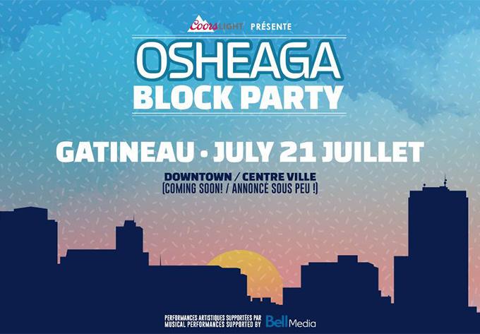 Block Party Gatineau - July 21, 2018, Gatineau