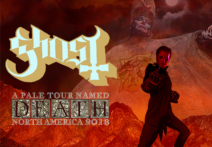 Ghost concert in laval on december 7 2018 evenko ghost december 7 2018 laval m4hsunfo