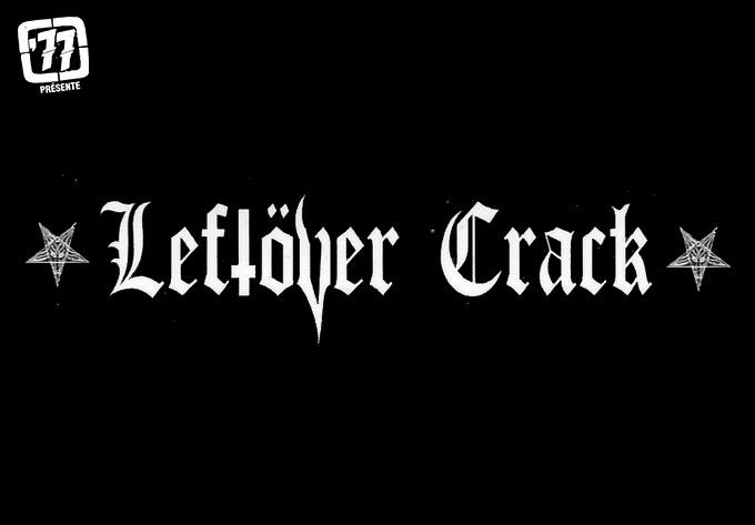 Leftover Crack - September  7, 2018, Montreal