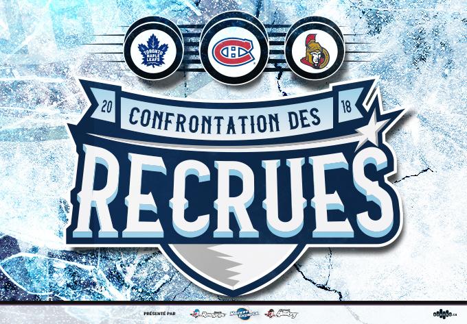 Confrontation des recrues LNH 2018 - MONTRÉAL vs OTTAWA - 7 septembre 2018, Laval