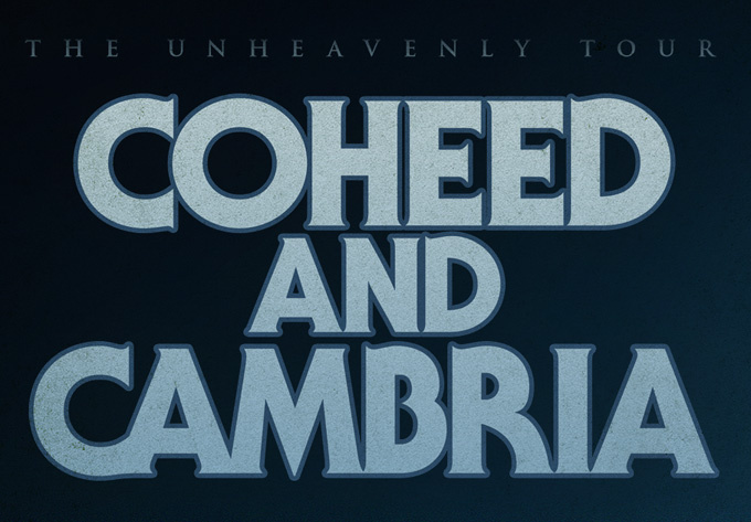 Coheed and Cambria - September 21, 2018, Montreal