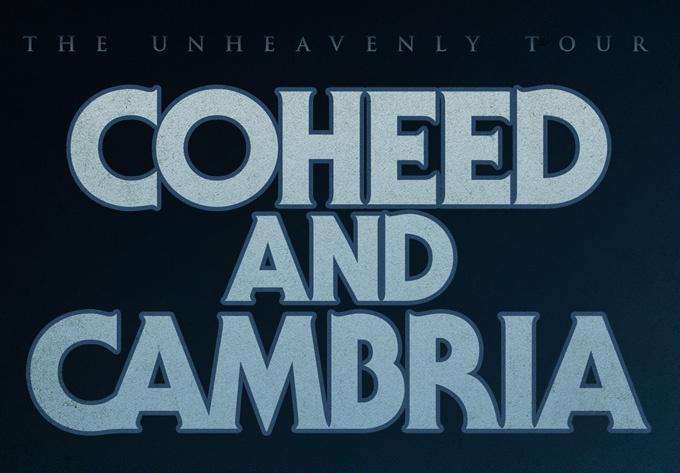 Coheed and Cambria - 21 septembre 2018, Montréal