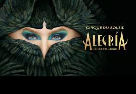 Cirque du Soleil : Alegria