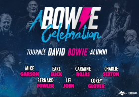 A Bowie Celebration : The David Bowie Alumni Tour