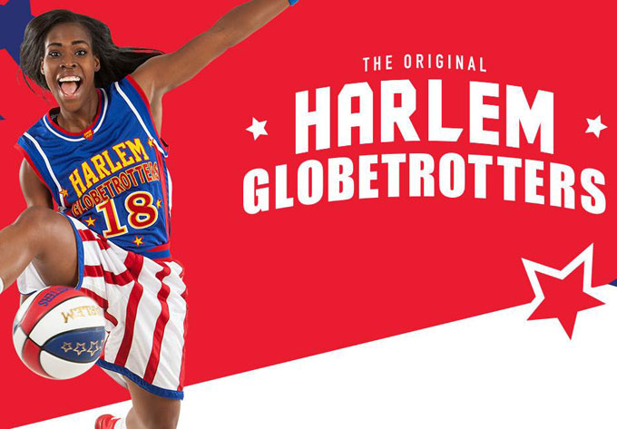 Harlem Globetrotters - March 30, 2019, Laval
