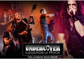 Undercover : Legends of Rock