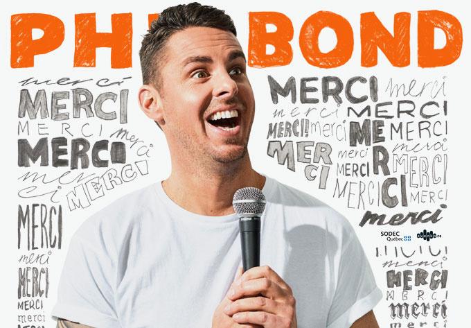 Philippe Bond - 31 mai 2019, St-Jérôme