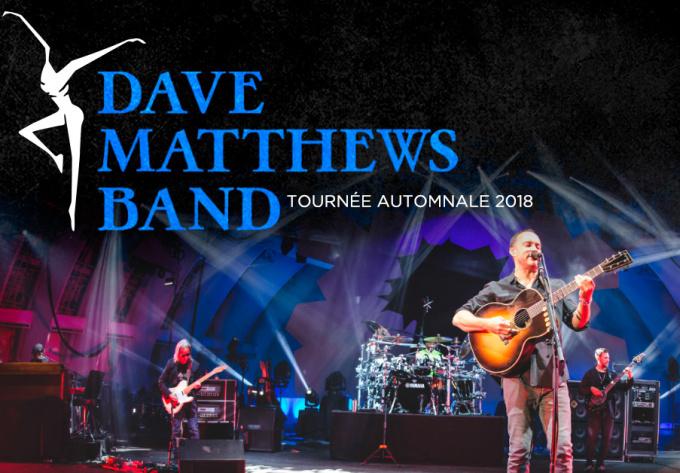 Dave Matthews Band - December  8, 2018, Montreal