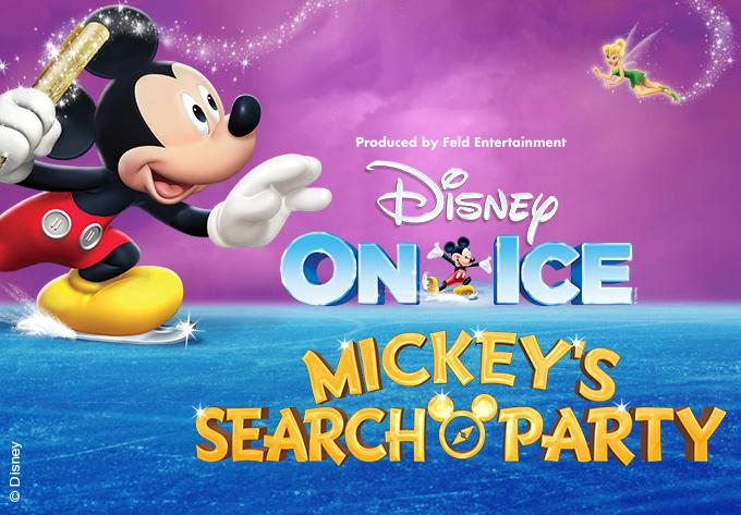 DISNEY SUR GLACE ! présente L'expédition de Mickey (en anglais) - 8 mars 2019, Montréal