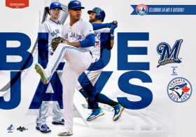 Brewers contre Blue Jays