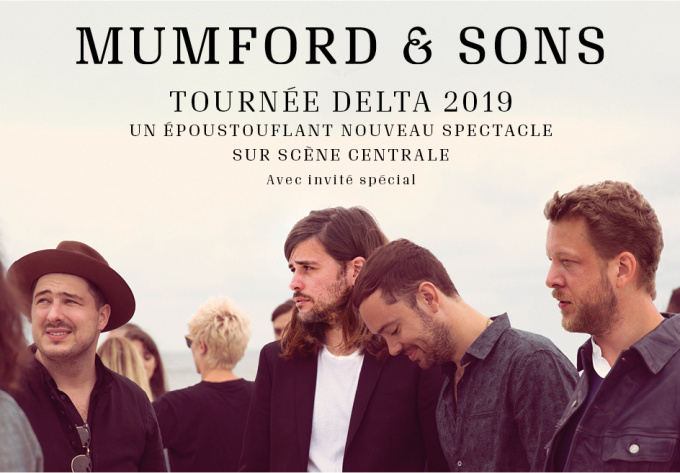 Mumford & Sons - March  4, 2019, Montreal