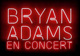Bryan Adams In Concert