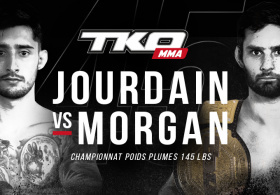 TKO45: Jourdain vs Morgan