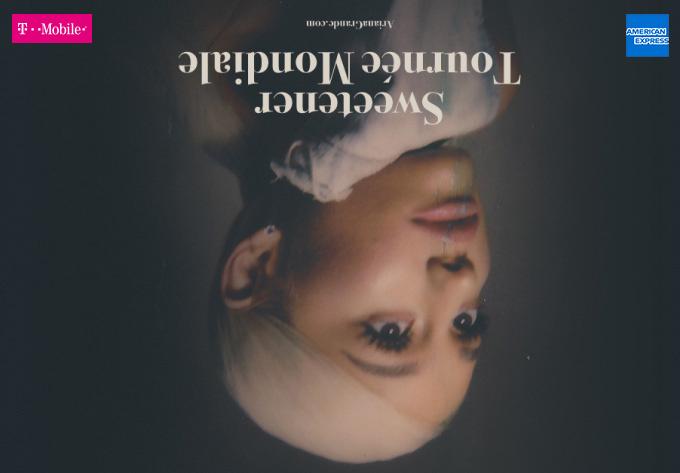 Ariana Grande - 1 avril 2019, Montréal