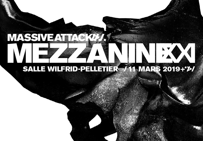 Massive attack  - March 11, 2019, Montreal