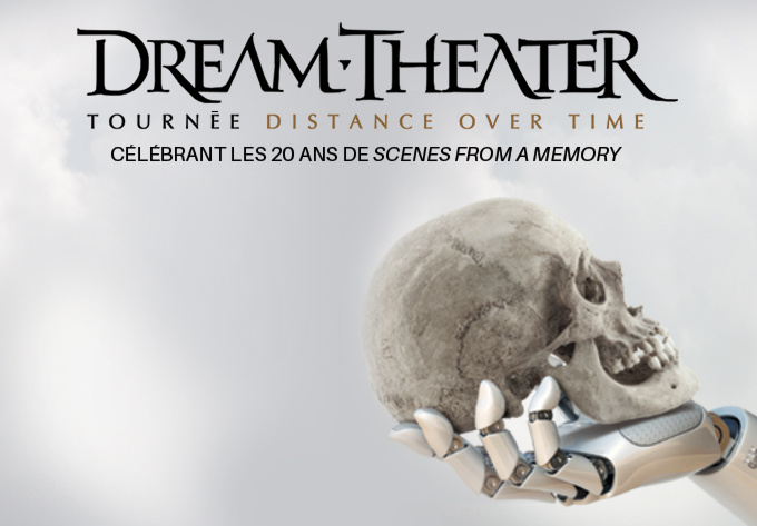 dream theater distance over time  Dream Theater concert in Montreal on April 5, 2019 | evenko