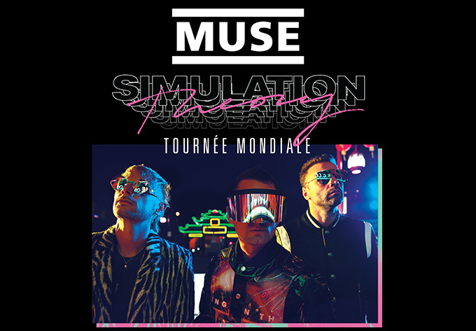 Muse - March 31, 2019, Quebec