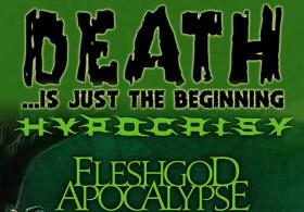 Hypocrisy + Fleshgod Apocalypse