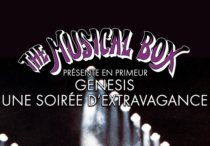 The Musical Box - May 18, 2019, Montreal