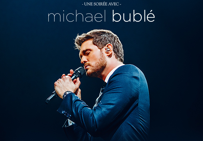 Michael Bublé - 3 août 2019, Québec