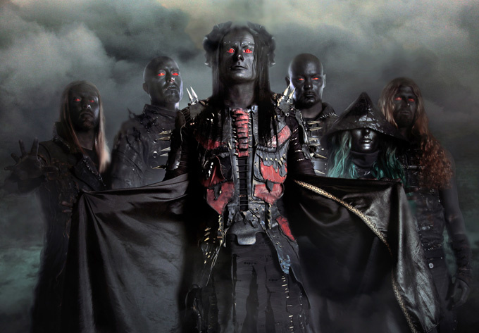 Cradle of filth - Cryptoriana World Tour  - March 30, 2019, Montreal