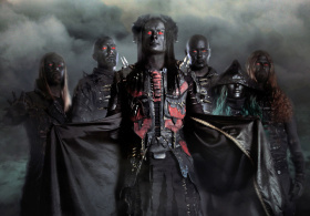Cradle of filth - Cryptoriana World Tour