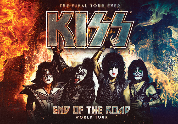 KISS - August 16, 2019, Montreal