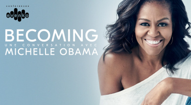 Michelle Obama (en anglais)