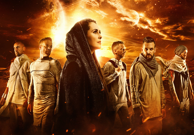 Within Temptation + In Flames - 5 mars 2019, Montréal